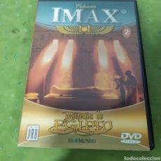Cine: (S189) MISTERIOS DE EGIPTO (DVD SEGUNDAMANO). Lote 194328876