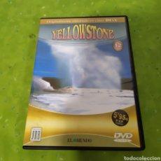 Cine: (S188) YELLOWSTONE (DVD SEGUNDAMANO). Lote 194330972