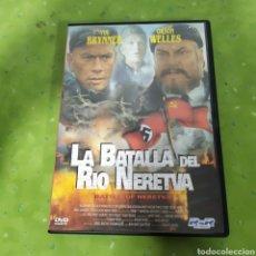 Cine: (S188)LA BATALLA DEL RIO NERETVA (DVD SEGUNDAMANO). Lote 194331117