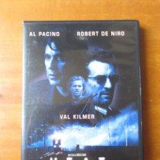 Cine: HEAT (DE NIRO Y AL PACINO) (DVD). Lote 194331173