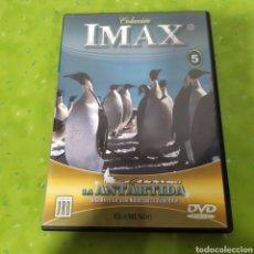Cine: (S188) LA ANTÁRTIDA (DVD SEGUNDAMANO). Lote 194331272