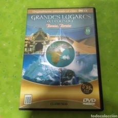 Cine: (S188) GRANDES LUGARES DEL MUNDO (DVD SEGUNDAMANO). Lote 194331325