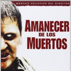 Cine: DVD AMANECER DE LOS MUERTOS. Lote 194340110