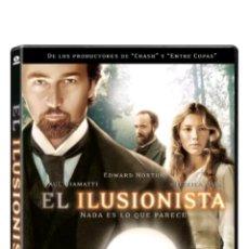 Cine: DVD EL ILUSIONISTA. Lote 194340691