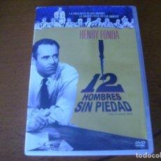 Cine: 12 HOMBRES SIN PIEDAD / OBRA MAESTRA UN CLASICO. Lote 194350107