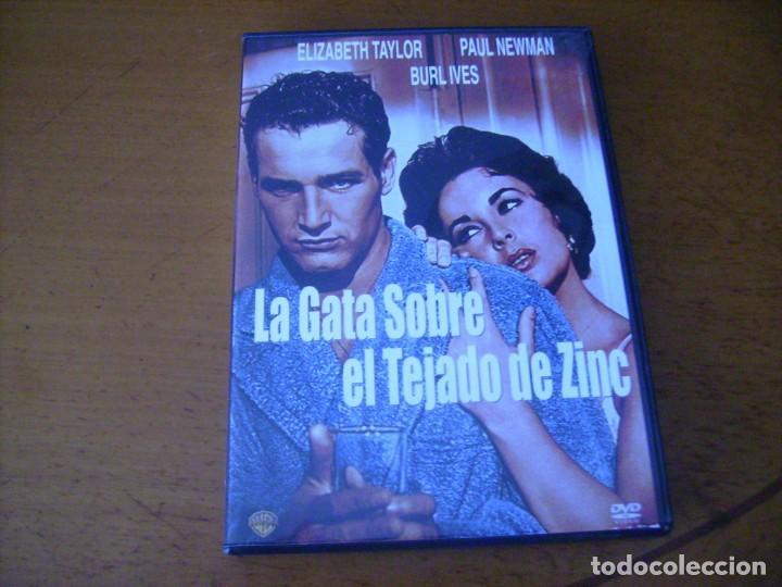 LA GATA SOBRE EL TEJADO DE ZINC / TODO UN CLASICO (Cine - Películas - DVD)