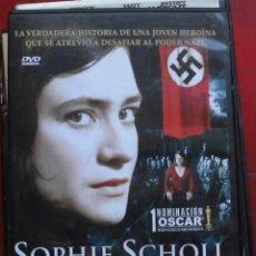 Cine: SOPHIE SCHOLL. Lote 194359598