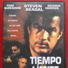Cine: TIEMPO LÍMITE. Lote 194359745