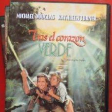 Cine: TRAS EL CORAZÓN VERDE. Lote 194359805