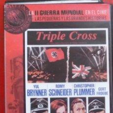 Cine: TRIPLE CROSS. Lote 194359828