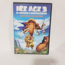 Cine: (DVS 7) ICE AGE 3 ‐ DVD SEGUNDA MANO TAPA FINA. Lote 194378701