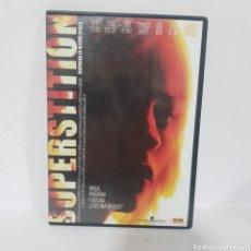 Cine: (DVS 7) SUPERSTATION ‐ DVD SEGUNDA MANO TAPA FINA. Lote 194378845