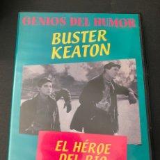 Cine: (14211) EL HÉROE DEL RÍO ( DVD SEGUNDA MANO ). Lote 194378973