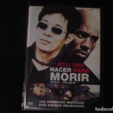 Cine: NACER PARA MORIR - JET LI - DVD NUEVO PRECINTADO. Lote 194392720