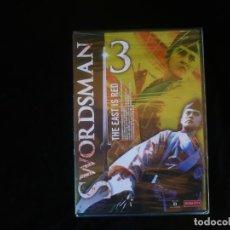 Cine: SWORDSMAN 3 - DVD NUEVO PRECINTADO. Lote 194393746