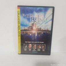 Cine: (DVS 10) EL DÉCIMO REINO ‐ DVD SEGUNDA MANO TAPA FINA. Lote 194395176