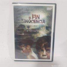 Cine: (DVS 10) EL FIN DE LA INOCENCIA ‐ DVD SEGUNDA MANO TAPA FINA. Lote 194395245