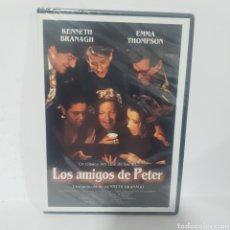 Cine: (DVS 10) LOS AMIGOS DE PETER‐ DVD SEGUNDA MANO TAPA FINA. Lote 194395325