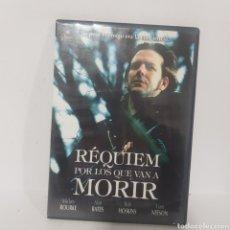 Cine: (DVS 10) RÉQUIEM POR LOS QUE VAN A MORIR‐ DVD SEGUNDA MANO TAPA FINA. Lote 194395615