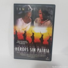 Cine: (DVS 10) HÉROES SIN PATRIA ‐ DVD SEGUNDA MANO TAPA FINA. Lote 194395710