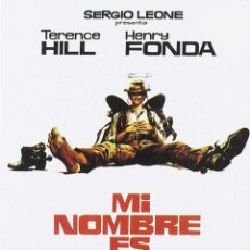 Cine: MI NOMBRE ES NINGUNO - IL MIO NOME È NESSUNO (NUEVO). Lote 194401422