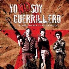 Cine: YO NO SOY GUERRILLERO (NUEVO). Lote 194401506