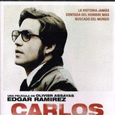 Cine: CARLOS - CARLOS, LE FILM (NUEVO). Lote 194401763