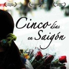 Cine: CINCO DIAS EN SAIGÓN - CÚ VÀ CHIM SE SE (OWL AND THE SPARROW) (NUEVO). Lote 194401813