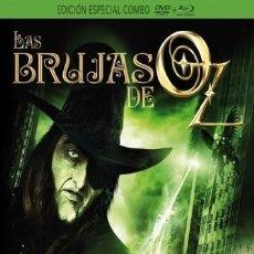 Cine: LAS BRUJAS DE OZ - THE WITCHES OF OZ COMBO (BD + DVD) (NUEVO). Lote 194401952
