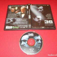 Cine: 36 QUAI DES ORFEVRES - DVD - FG315562 - EDICION NO ESPAÑOLA - DANIEL AUTEUIL - GERARD DEPARDIEU .... Lote 194495440