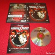 Cine: INSPECTOR GADGET - DVD - Z5 40123 - WALT DISNEY - RUPERT EVERETT. Lote 194495740