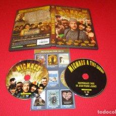 Cine: MICMACS A TIRE-LARIGOT - 2 DVD - WARNER - DANY BOON - EDICION NO ESPAÑOLA. Lote 194497458