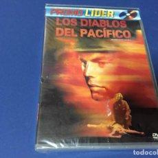 Cine: DVD LOS DIABLOS DEL PACIFICO RICHARD FLEISCHER ROBERT WAGNER PRECINTADA A ESTRENAR. Lote 194513498