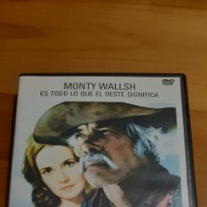 Cine: PELICULA CLASICA DVD MONTY WALSH,1970. Lote 194513708