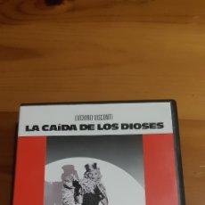 Cine: PELICULA CLASICA DVD LA CAIDA DE LOS DIOSES. Lote 194514126