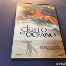 Cine: DVD EL CRISTO DEL OCEANO NINO DEL ARCO PAOLO GOZLINO PILAR VELÁZQUEZ EDICION REMASTERIZADA. Lote 194514261