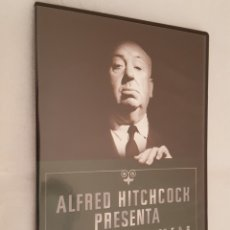 Cine: DVD CINE / ALFRED HITCHCOCK PRESENTA TEMPORADA DOS - DISCOS 5 Y 6 / NUEVOS, CAJA DELGADA.. Lote 194520561
