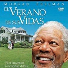 Cine: DVD EL VERANO DE SUS VIDAS. Lote 194521565