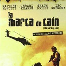Cine: DVD LA MARCA DE CAIN. Lote 194522391