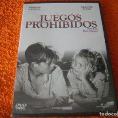 Cine: JUEGOS PROHIBIDOS / UN CLASICO DEL CINE FRANCES PRECINTADA. Lote 194533651