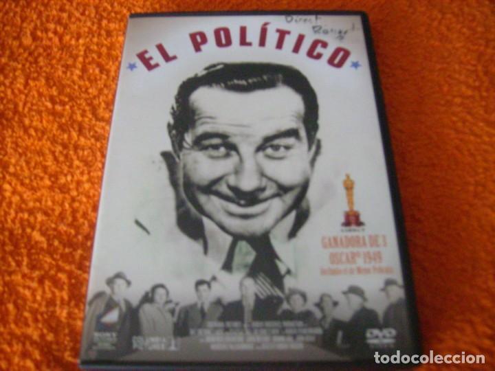 EL POLITICO / UN CLASICO DEL CINE NEGRO DESCATALOGADA (Cine - Películas - DVD)