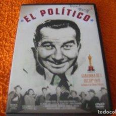 Cine: EL POLITICO / UN CLASICO DEL CINE NEGRO DESCATALOGADA. Lote 194533712