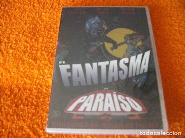 EL FANTASMA DEL PARAISO / BRIAN DEPALMA / DIFICIL PRECINTADA DVD (Cine - Películas - DVD)