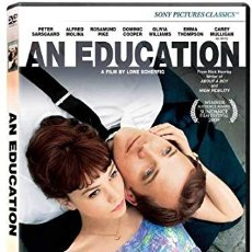 Cine: DVD AN EDUCATION. Lote 194534251