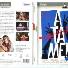 Cine: ÁTAME, CON ANTONIO BANDERAS. DVD.. Lote 194534397