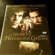 Cine: EL.SECRETO DE LOS HERMANOS GRIMM. Lote 194534407