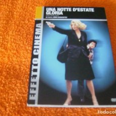 Cine: GLORIA / JOHN CASSAVETES / IMPORTACION AUDIO ESPAÑOL .INGLES ITALIANO...DVD. Lote 194537555