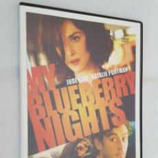 Cine: DVD CINE / MY BLUEBERRY NIGHTS DE WONG KAR WAI / NUEVA, CAJA DELGADA.. Lote 194537632