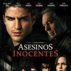 Cine: DVD ASESINOS INOCENTES. Lote 194537701