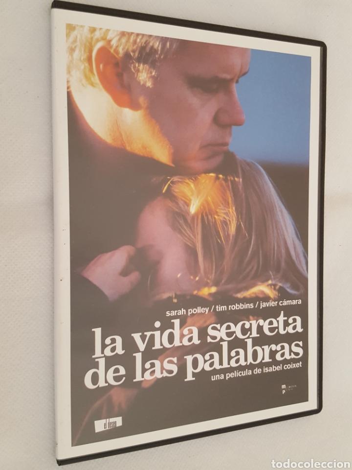 DVD CINE / LA VIDA SECRETA DE LAS PALABRAS DE ISABEL COIXET / NUEVA, CAJA DELGADA. (Cine - Películas - DVD)